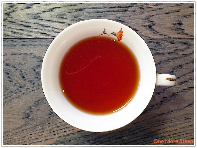 Ahista Tea's Palace Breakfast – One More Steep